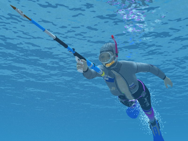 the benefits of free dive spear fishing Undersea woodie spear gun  as more of a general purpose spear fishing  three-prong cluster tip  model number 194cb35 benefits  match your.